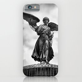 ANGEL OF THE WATERS iPhone Case
