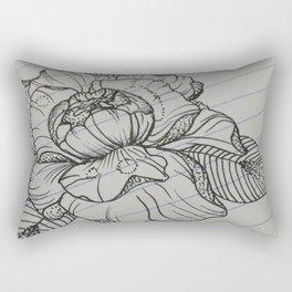 Classroom Peony Rectangular Pillow