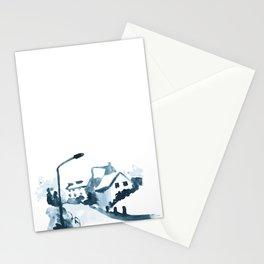 Street Corner Stationery Cards