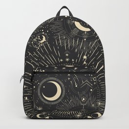 Space patterns Backpack