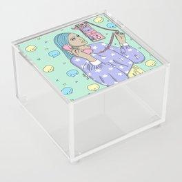 Talk to Me Acrylic Box
