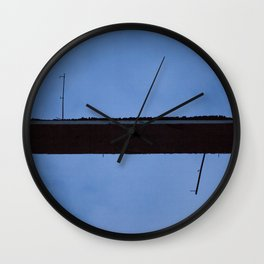 Route Wall Clock