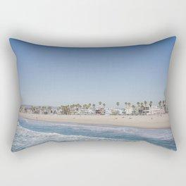 California Dreamin - Venice Beach Rectangular Pillow