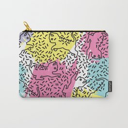 eighties kitties Carry-All Pouch