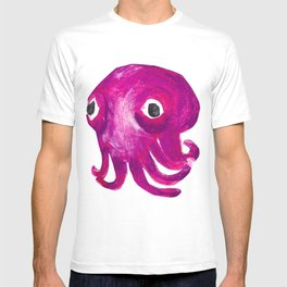 Stubby Squid! Rossia pacifica! T-shirt