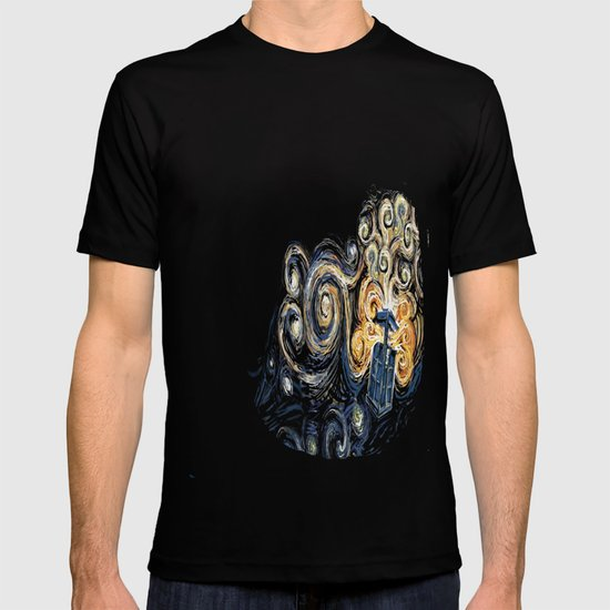 Doctor Who Van Gough T-shirt