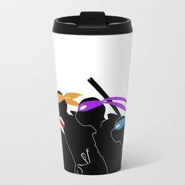 TMNT - The Team Travel Mug