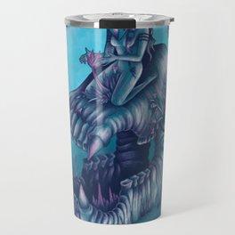 Ikanponus, the rising hibrid! Travel Mug
