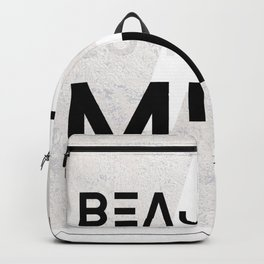 A beautiful mind Backpack