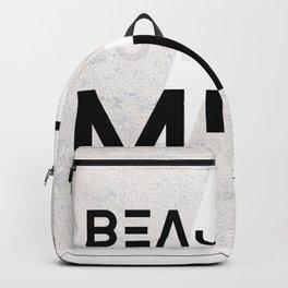 A beautiful mind Backpack
