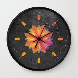 Mandala Tame Impala Wall Clock
