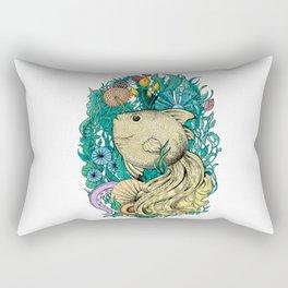 Fantasy fish Rectangular Pillow