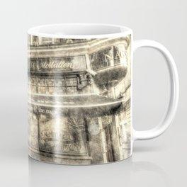 The Nags Head Pub Covent Garden London Vintage Coffee Mug