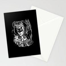 Bastet Stationery Cards
