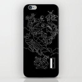 Fantasy Door iPhone Skin