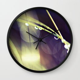 intermission over Wall Clock