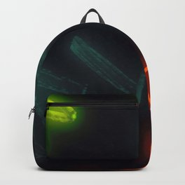 Highlight Typography Backpack