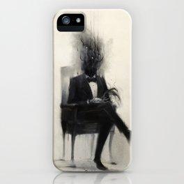 Portrait of a Dead Man iPhone Case