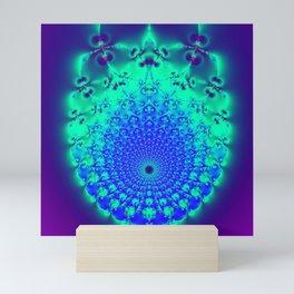 Fractal Conduit Mini Art Print