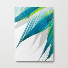 The soaring flight of the agave Metal Print