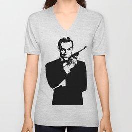 James Bond 007 Unisex V-Neck