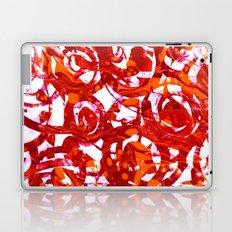 orange fusion Laptop & iPad Skin