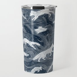 GHOSTS  Travel Mug