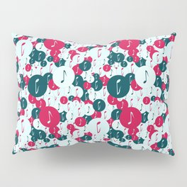 Musical repeating pattern No.5, Collection No.1 Pillow Sham