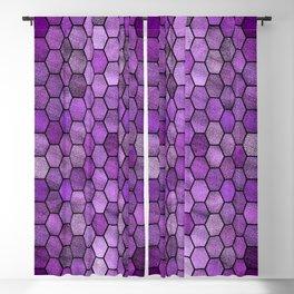 Glitter Tiles ১ Blackout Curtain