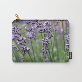 Lavender Plant Carry-All Pouch