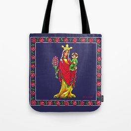 gothic - Madonna of Glastonbury Tote Bag