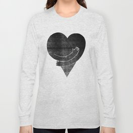 Illustrations / Love Long Sleeve T-shirt