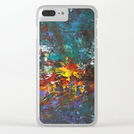 Some Through the Fire Clear iPhone Case