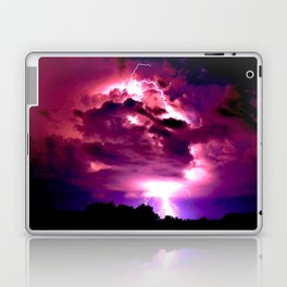 Embrace the Storm Laptop & iPad Skin