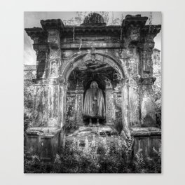 The Tomb Watchman Canvas Print