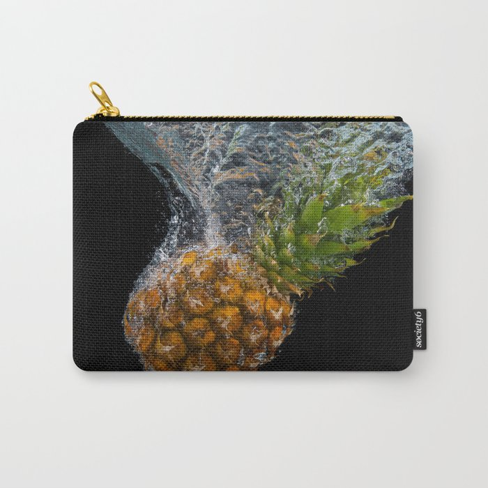 pineapple Carry-All Pouch