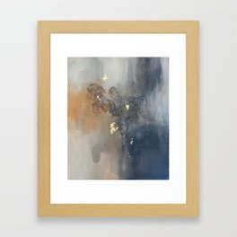 High Tide Framed Art Print