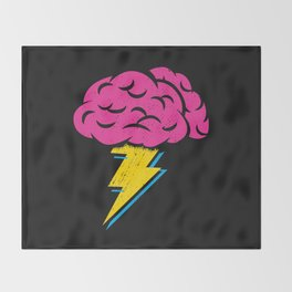 Brainstorm Throw Blanket
