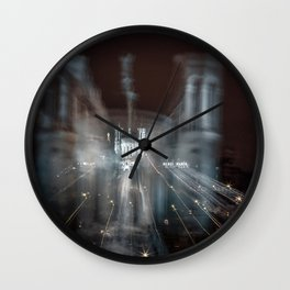 Festival of lights Wall Clock