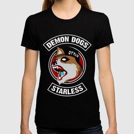 Demon Dogs Biker Brigade T-shirt