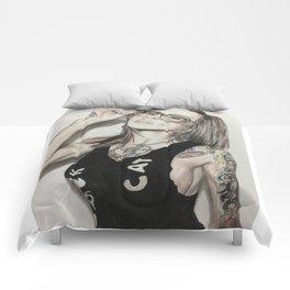 Inkd Girlz series (Madzilla) Comforters