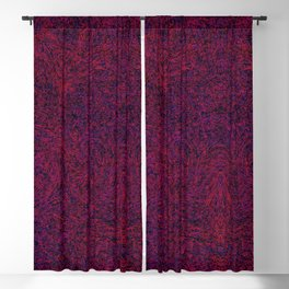 hidden hearts Blackout Curtain