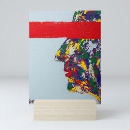 The Unseeing Mini Art Print