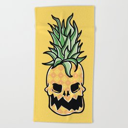 growth Beach Towel