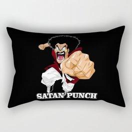 Mr. Satan Rectangular Pillow