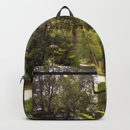 DE - Baden-Wurttemberg : Gardens of Laupheim Backpack