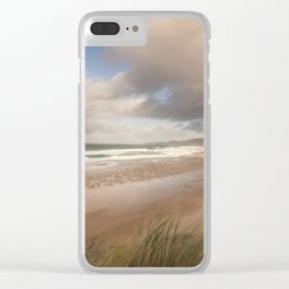 Sandwood Bay Clear iPhone Case