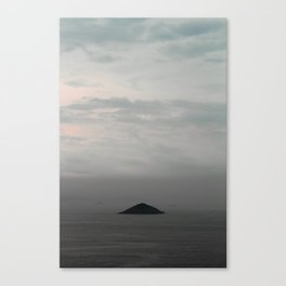 Chinese Island Canvas Print