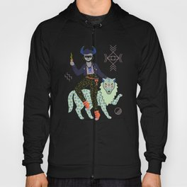 Witch Series: Demon Hoody