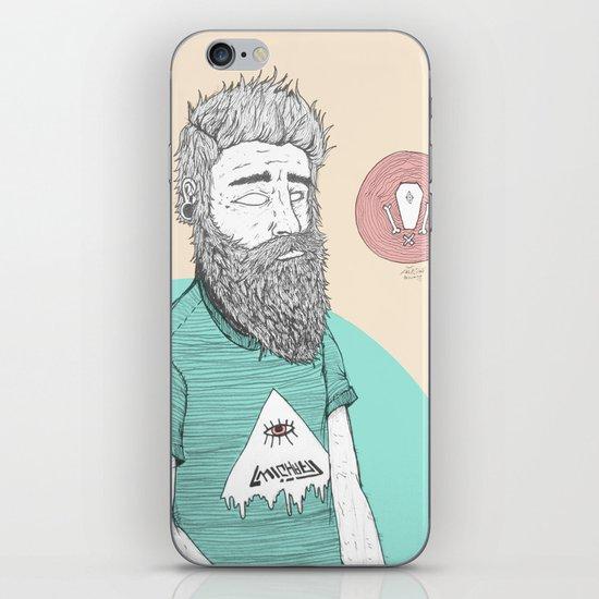 BEARDMAN iPhone & iPod Skin
